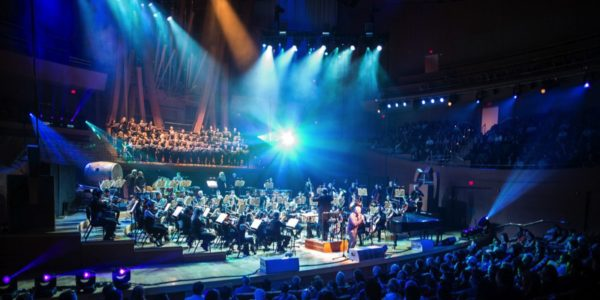 2 Steps from Hell Concert at Walt Disney Concert Hall
