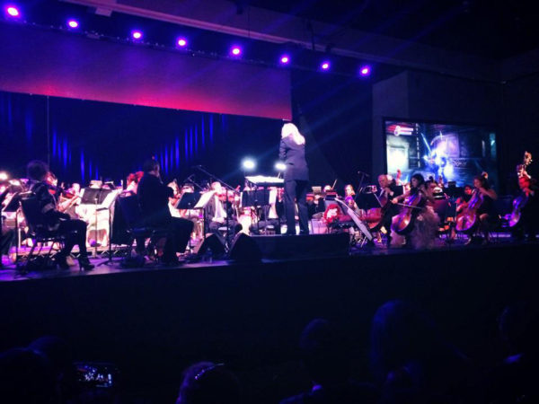Anime Expo 2014 concert at the LA Convention Center