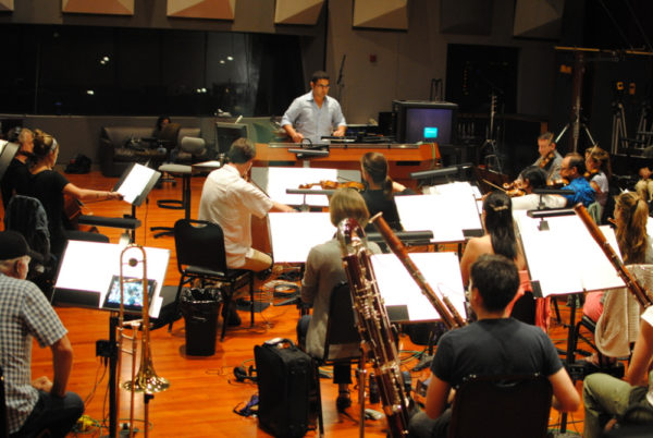 BMI conducting workshop with Lucas Richman 2013