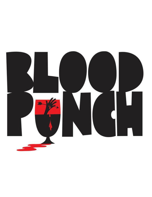 Blood Punch poster with Adam Berry, composer