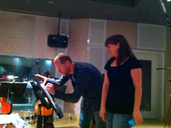 Joss Whedon and Deborah Lurie on Much Ado About Nothing at Firehouse Studios
