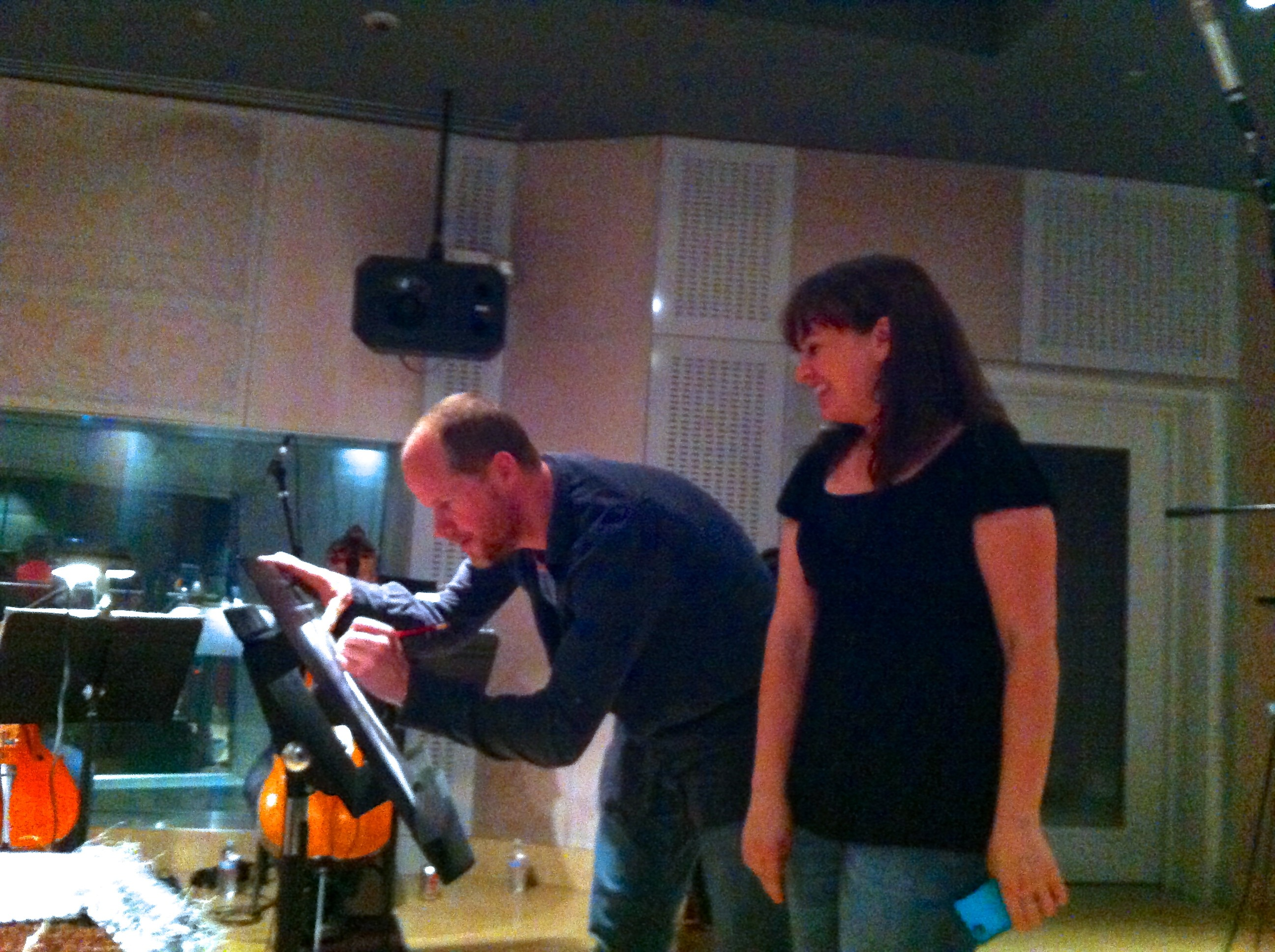 Joss Whedon & Deborah Lurie (Much Ado About Nothing):Firehouse