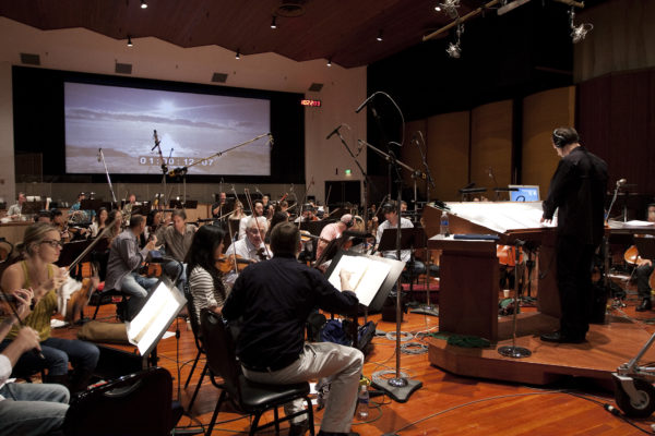 Wind Gods session with Pinar Toprak at WB Studios