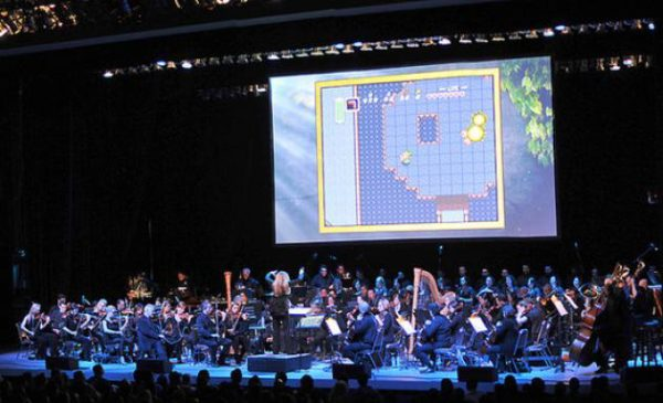 Zelda Symphony with Chad Seiter at the Greek Theater