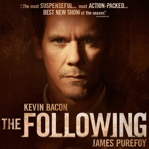 The Following Kevin Bacon James Purefoy