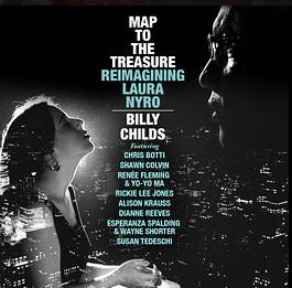Map to the Treasure Billy Childs